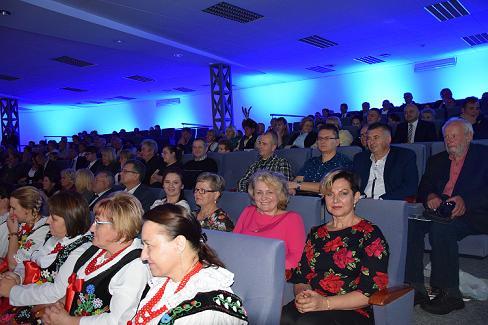 laureaci z Podlaskiego ze statuetkami 190 - wśród publiczności