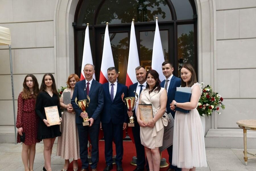 Województwo podlaskie wygrało krajową Agroligę