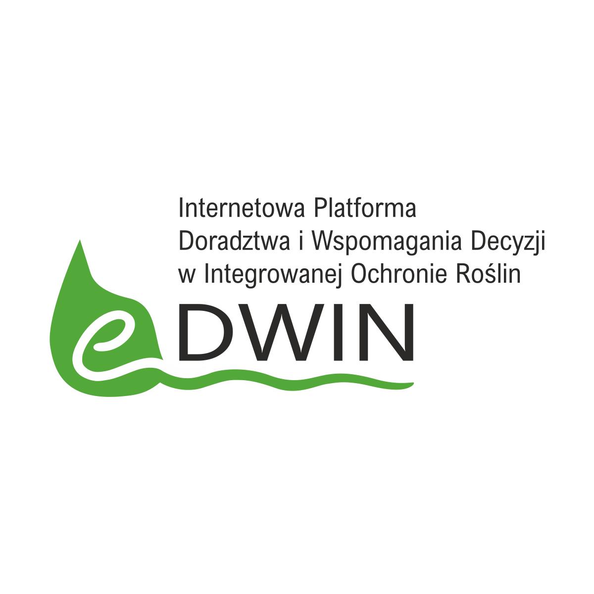 logotyp programu edwin