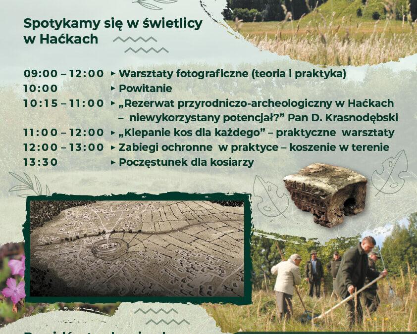 Dzień Dzikiej Fauny, Flory i Naturalnych Siedlisk w Haćkach